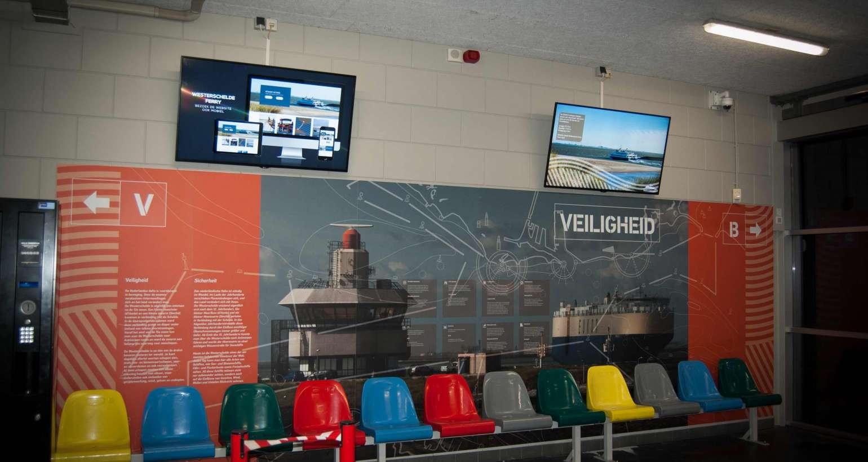 Ultility, Westerschelde Ferry en ClubDisplay realiseren prachtig project